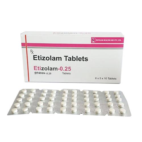 ETIZOLAM 0.25