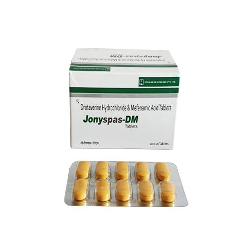 JONYSPAS DM