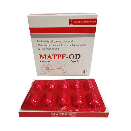 MATPF OD CAP