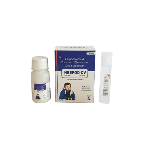 NEEPOD-CV DRY SYRP
