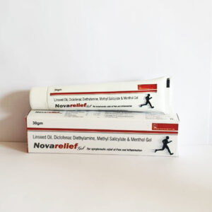 NOVARELIEF GEL 30GM