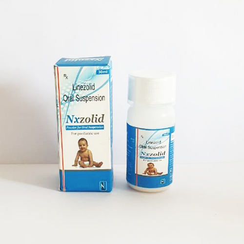 NXZOLID DRY SYRP