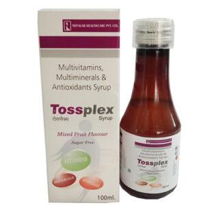 TOSSPLEX 100 ML SYRUP
