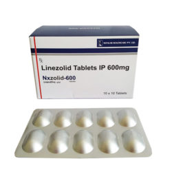 NXZOLID 600